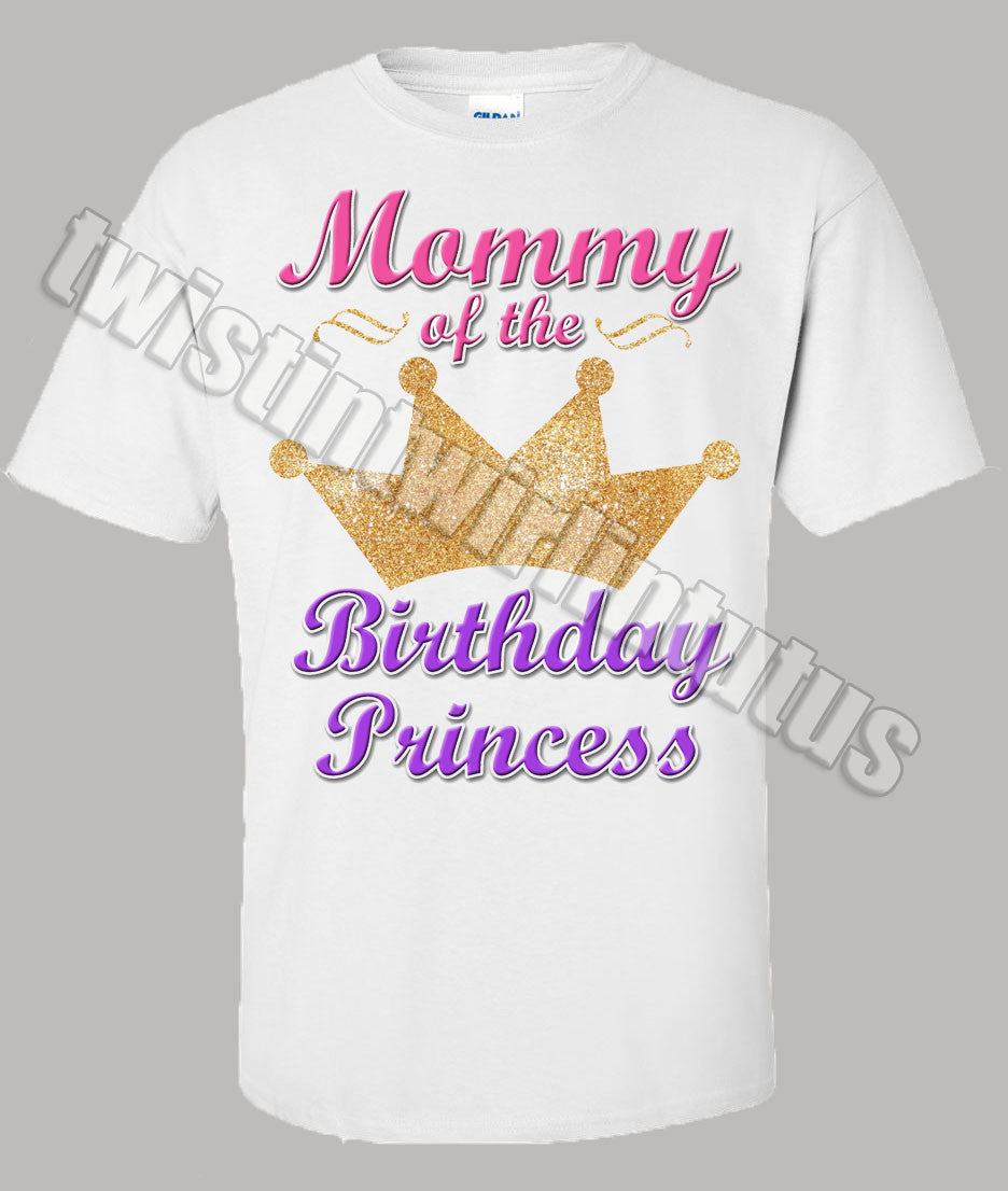Princess Mom Shirt