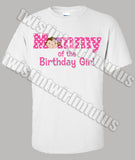monkey mommy shirt