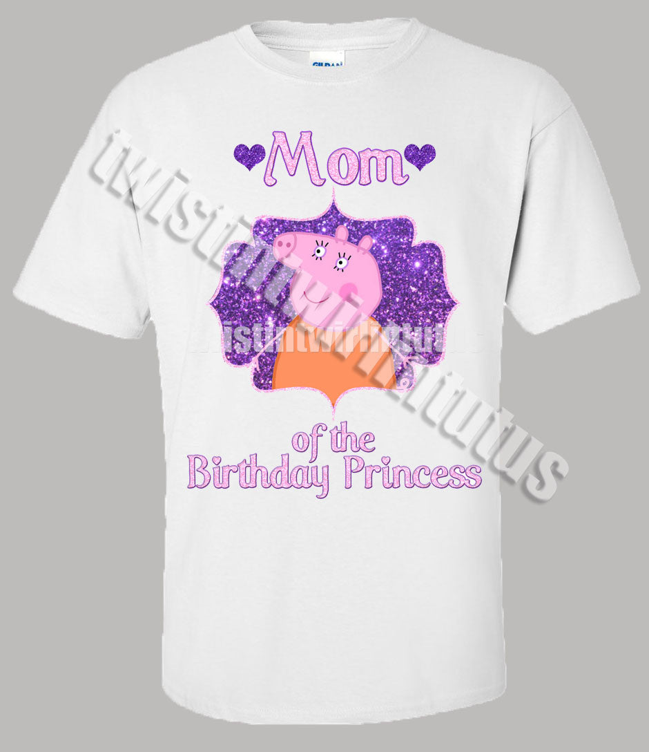 NEW CUSTOM PERSONALIZED SHOPKINS BIRTHDAY T SHIRT PARTY FAVOR ADD NAME