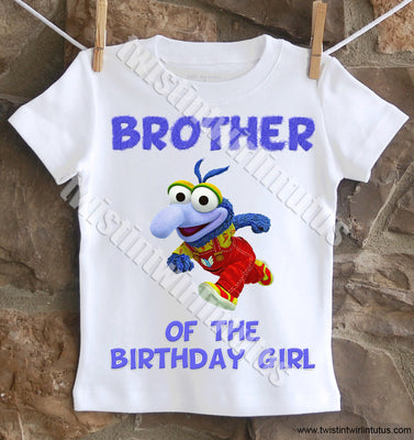 Muppet Babies Brother Shirt