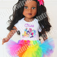 "My Little Pony 18"" Doll Outfit"