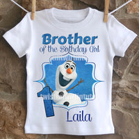 Frozen Brother Shirt