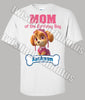 Paw Patrol Mom Shirt
