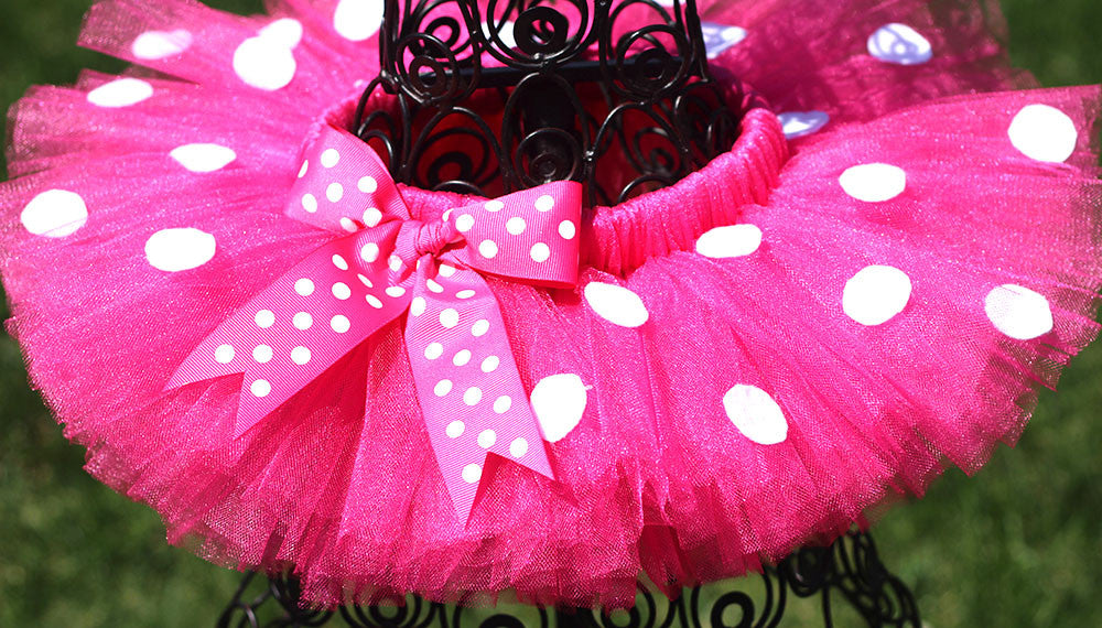 Polka Dot Minnie Tutu