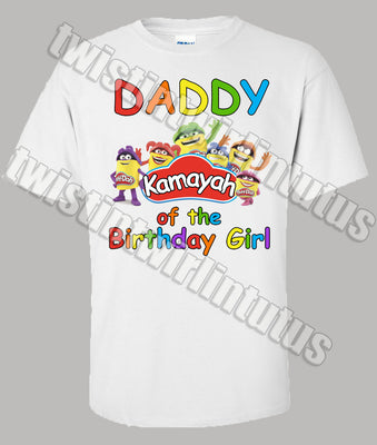 Play Doh Dad Shirt