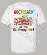 Play Doh Mom Shirt