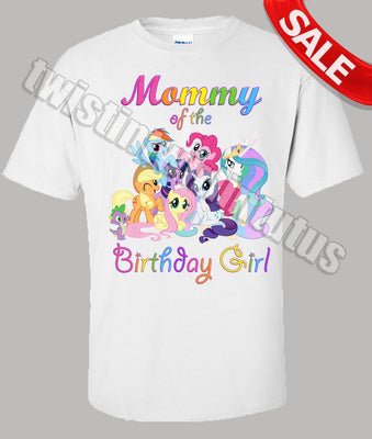 My Little Pony Mom Shirt
