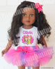 "Sofia the first 18"" Doll outfit"