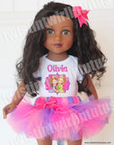 Princess Sofia Doll Outfit