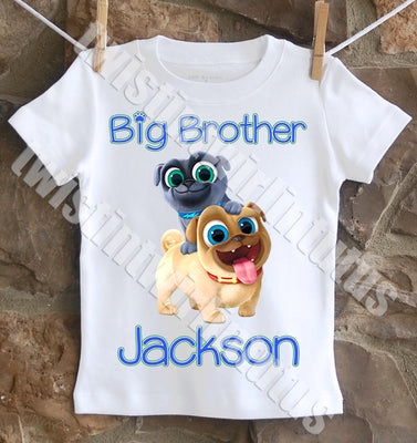 Puppy Dog Pals Brother Shirt