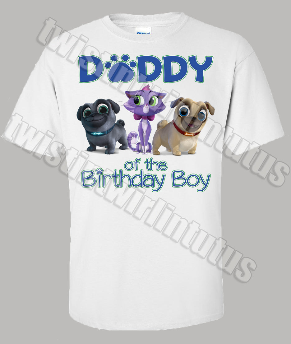 Puppy Dog Pals Dad Shirt