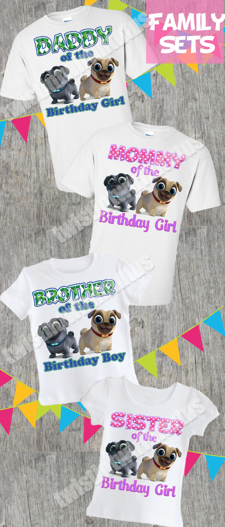 Birthday T Shirts For Dogs