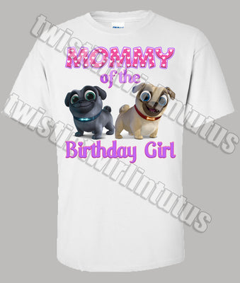 Puppy Dog Pals Mommy Shirt