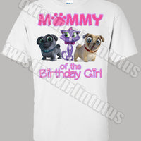 Puppy Dog Pals Mom Shirt