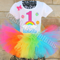Rainbow Birthday Outfit