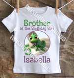 Rapunzel Brother Birthday Shirt