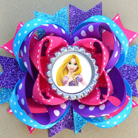 Disney Princesses Hair Bow