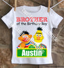 sesame street brother shirt