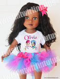 "Shimmer and Shine 18"" Doll Outfit"