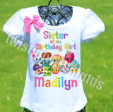 Shopkins Sister Shirt