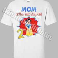 Snow White Mom Shirt