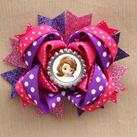 Princess Sofia Bow