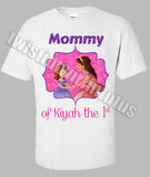 Princess Sofia Mom Birthday Shirt