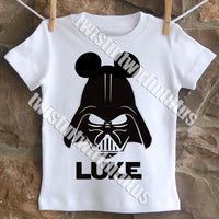 Star Wars Mickey Shirt