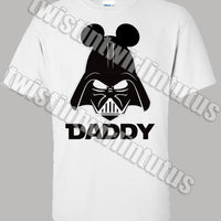 Star Wars Disney Shirts