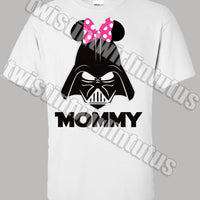 Star Wars Minnie Shirt