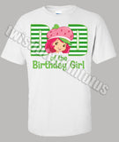 Strawberry Shortcake Dad Shirt