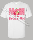 Strawberry Shortcake Mom Shirt