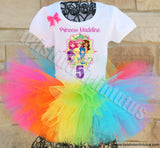 Strawberry Shortcake Birthday tutu outfit