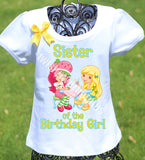 Strawberry Shortcake Sister Shirt