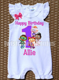 Superwhy Birthday Outfit