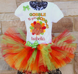 Thanksgiving Tutu Dress