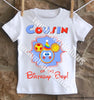 Mickey Mouse Clubhouse cousin shirt