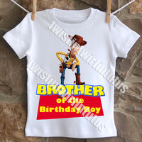 Toy Story Brother Shirt