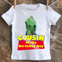 Toy Story cousin shirt