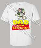 Toy Story dad shirt