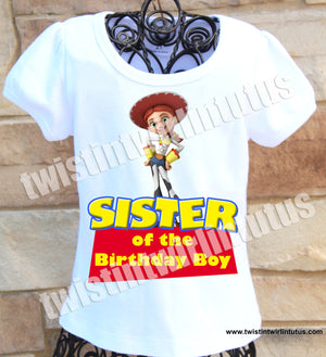 Toy Story Sister Shirt