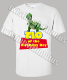 Toy story rex shirt