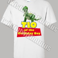 Toy Story Tio Shirt