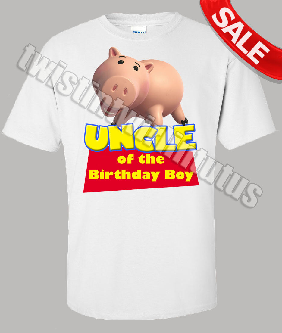 Toy Story Uncle Shirt