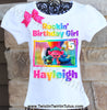 Trolls World Tour Birthday shirt