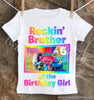 Trolls World Tour Brother shirt