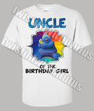 Trolls Grandpa Birthday Shirt