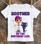 True and the Rainbow Kingdom brother shirt