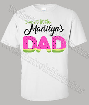 watermelon dad shirt