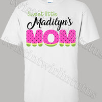 watermelon mom shirt